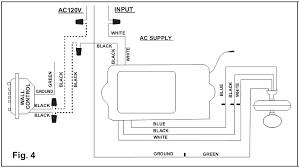 hampton bay ceiling fan light wiring diagram integralbook com