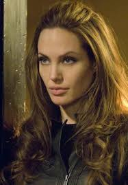 no bangs hairstyles angelina jolie long hairstyle curls without bangs pretty designs