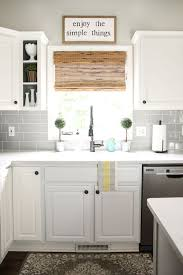 kitchen windows over sink 5 fresh ideas for kitchen window treatments the finishing touch
