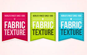 fabric ribbons free vector 365psd