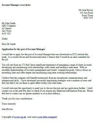 sample cover letter uk