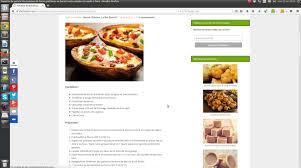recette de cuisine a imprimer comment imprimer les recettes du chef cuisto