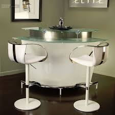 Free Standing Breakfast Bar Table Endearing Free Standing Bar Table With Stylish Design Choices For