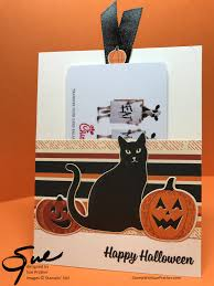 100 stampin up halloween ideas tuesday u0027s stampin scoop