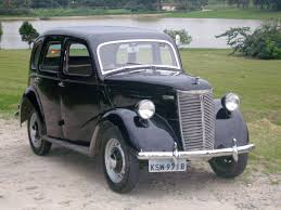 classic ford cars ford prefect wikipedia