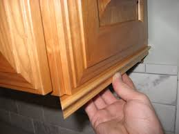 how to add moulding to kitchen cabinets voluptuo us