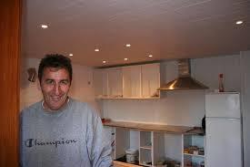 lambris pour cuisine lambris pvc plafond cuisine r nover en image newsindo co