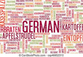 german cuisine menu german food menu german food and cuisine menu background
