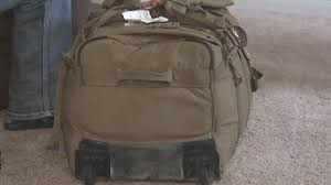 homeward bound soldier says united made him pay 200 fee for