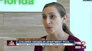 two children drown in cape coral pool youtube