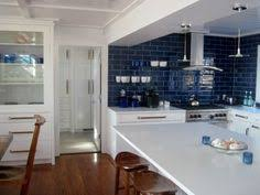 blue kitchen tiles that is how you do blue and white in the kitchen crafts decor