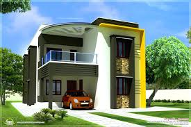50 Square Meters 5 Bedroom Modern Duplex 2 Floor House Design Area 247m22 Summer