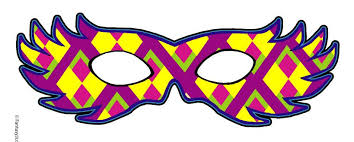 mardigras masks 11 free printable masquerade and mardi gras masks