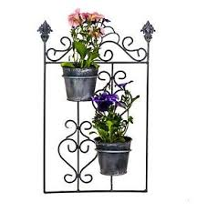 wall planter pots window boxes baskets ebay