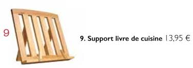 support livre de cuisine dille kamille promotion support livre de cuisine produit