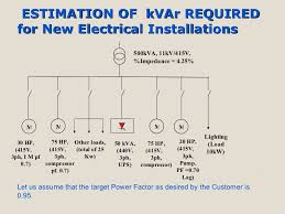 power factor for lighting load automatic power factor controller