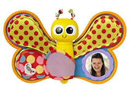butterfly photo album lamaze see me hear me photo album activity co uk baby