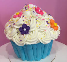 cupcake magnificent giant cupcake tin baby shower cupcakes giant