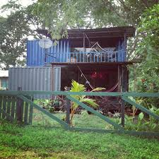 two story container home my costa rica jungle beach home for