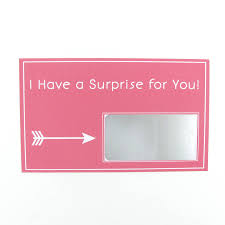 personalised surprise scratch card by sarah hurley