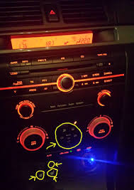 interior light for climate control help mazda3 forums the