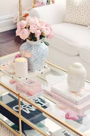 How To Decorate Living Room Table Coffee Table Decor Ideas Neat Design Wood Decoration Pleasing