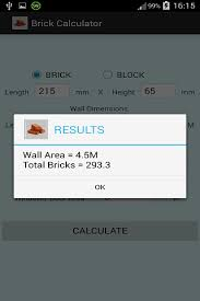 Patio Brick Calculator Brick Calculator Android Apps On Google Play