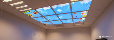 bright nature interiors interiors designs with virtual skylight