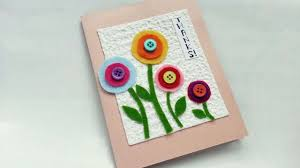how to make handmade crafts for home decoration how to create a nice thank you card diy crafts tutorial