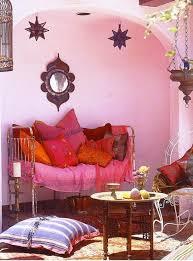 orange home decor that is surprisingly chic