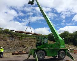 360 telehandler roto hire from wales now available acop