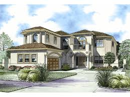 southwestern home plans san simon florida style home plan 106s 0096 house plans and more