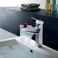 fascinating bathroom waterfall faucet wall mount waterfall tub
