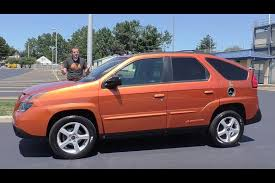 here u0027s why the ugly pontiac aztek is actually kind of cool