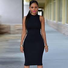 Red And Black Party Dresses S 4xl 2017 Plus Size Women Party Dresses Turtleneck Club