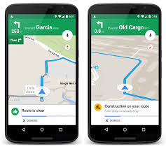 Google Map Route by In Time For Memorial Day Google Maps Adds New Traffic Alerts And
