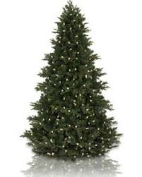 christmas tree with lights pre lit christmas trees with clear led lights balsam hill