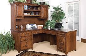 Solid Wood Corner Desk Uncommon Black Desk Tags Modern Desk With Storage Cherry Office
