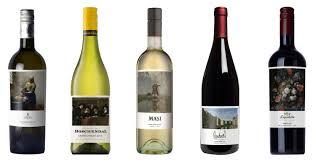 glass of wine art u0026 wine five new world business class wines with an artsy twist