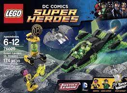 amazon com lego superheroes green lantern vs sinestro toys u0026 games
