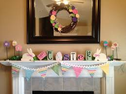 easter mantel decorations pretty easter mantel ideas easter decorations easter mantel