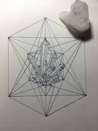 the 25 best crystal tattoo ideas on pinterest moon tattoos