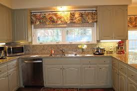 window treatment ideas for kitchens kitchen window curtain ideas