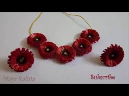 quilling earrings set how to make paper quilling necklace flower jewelry set design