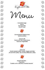 brunch wedding menu wedding brunch buffet menu brunch buffet brunch