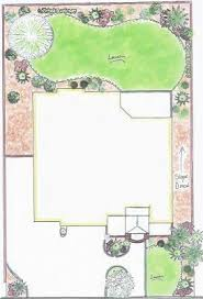 backyard design plans landscape design plans