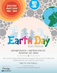 earth day kid s festival free salvage station