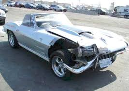 1963 corvette project car for sale benefit to buying repairable salvage cars trucks and motorcycles