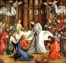 holy thursday traditions the catholic gene