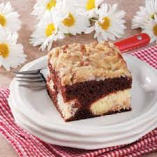 german chocolate cake 2 taste of home